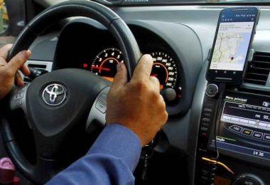 motorista uber