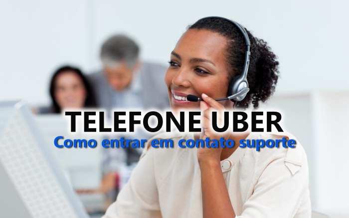 Telefone Uber