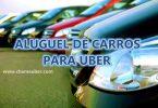 aluguel de carros para Uber