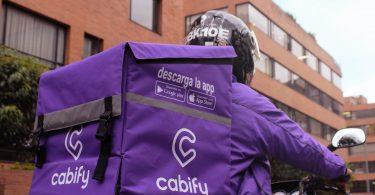 cabify delevery