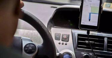 motorista uber 2020
