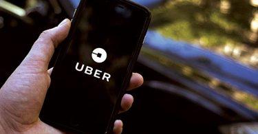 Como desbloquear app Uber